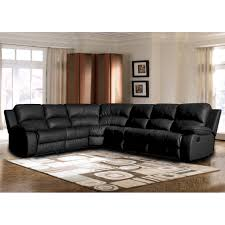 Reclining Sofa Microfiber by Furniture Inspiring Reclining Sectional For Living Room Furniture