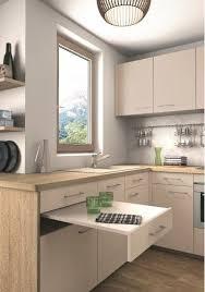 table de cuisine avec plan de travail cuisine avec plan de travail en bois et tiroir table cuisine