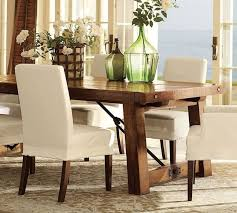 white acrylic dining chair area black cement stained floor small