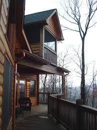 cabin porch blue ridge mountains cabin georgia