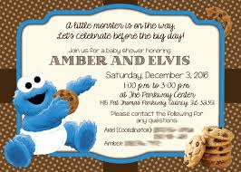 cookie monster baby shower wisheka williams