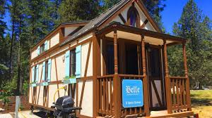 the belle at leavenworth tiny house village tiny house design