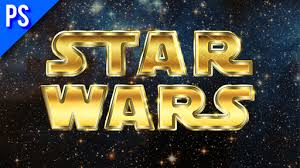 star wars photoshop tutorials star wars text effects and animations