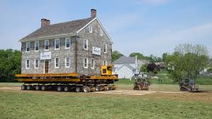 Small Houses For Sale In Ma Road Trip How Historic Homes Are Moved Curbed
