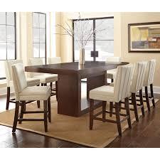 Bar Height Dining Room Table Sets High Dining Room Table Createfullcircle Com