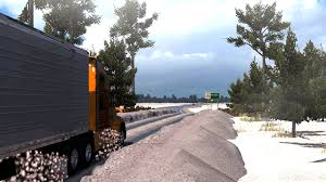Usa Map Alaska by Usa Offroad Alaska Map Ice Road Mod American Truck Simulator