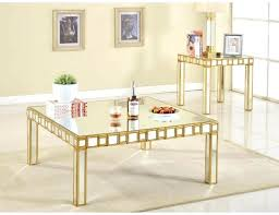 mirrored end table set mirrored coffee table set cfee mirrored coffee table sale migoals co