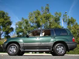 2000 lexus truck for sale for sale ca 2000 lexus lx 470 12 000 mileage 113k fully