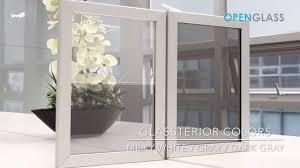 smart openglass glassterior video youtube