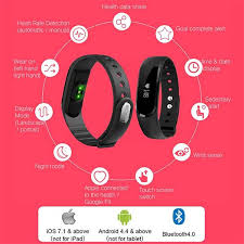 iphone health monitor bracelet images Review letscom fitness tracker can it compete at such a low price jpg