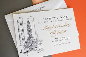 wedding save the date postcards philadelphia city skyline save the date cards