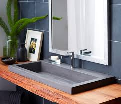 Trough Bathroom Sink With Two Faucets by Bathroom Sinks Sale Simple Home Design Ideas Academiaeb Com