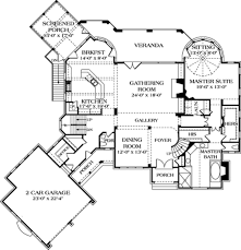 european style house plan 4 beds 5 50 baths 5831 sq ft plan 453 51