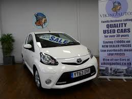 used toyota aygo 3 doors for sale motors co uk