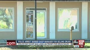 police bust barbershop for selling more than just hair cuts youtube