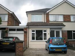 Room Over Garage Design Ideas Exterior Carryduff Designs Garage Conversion With Gable Roof And