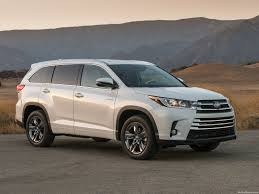 latest toyota toyota highlander 2017 pictures information u0026 specs