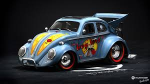 volkswagen bug drawing muscle cars cartoons tottarie vw beetle 1300 stuff to buy