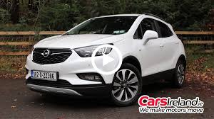 opel mokka opel mokka x video review carsireland ie carsireland ie reviews