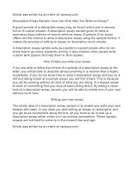 descriptive essays sample descriptive writing essay sample dream essays examples most affordable master s in criminal justice online degree dream essays examples most affordable master s in criminal justice online