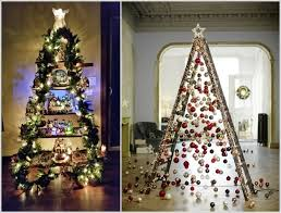 ladder christmas tree 15 creative ways to design a christmas tree