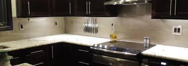 glass backsplashes for kitchen glass mosaic kitchen backsplash black and white modern kitchen