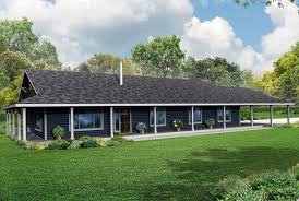 ranch house floor plans with wrap around porch barn house plans with wrap around porch the pattersons home
