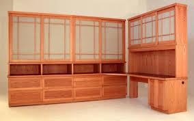 Custom Office Furniture by Custom Office Furniture Duet Fine Woodworking