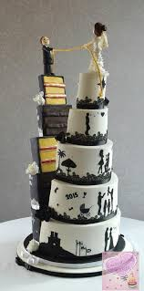 unique wedding cakes pictures of awesome wedding cakes wedding cake ideas