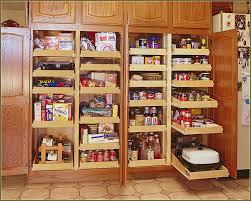 Kitchen Cabinet Slides Pull Out Pantry Cabinet Slides Home Design Ideas