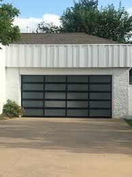 Accurate Overhead Door by Full View Glass U2014 Trotter Garage U0026 Home