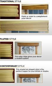 Contemporary Cornices Wood Cornices From Top Banana Cornice