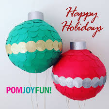 christmas piñata traditional piñata ornament piñata holiday