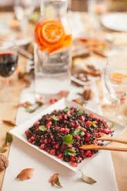 plat d automne cuisine table d automne lentilles couleurs vin plats à partager
