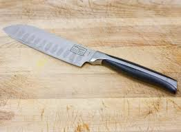 chicago cutlery kitchen knives knife review chicago cutlery 5 santoku kitchen knife think