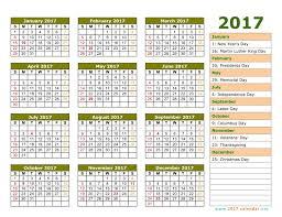 2017 us calendar printable november 2017 calendar word printable calendar monthly