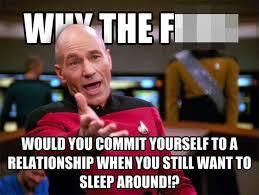 Girlfriend Cheating Meme - patrick stewart cheating meme photo the hollywood gossip