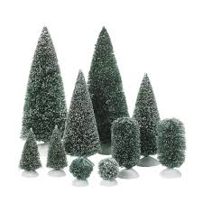 Christmas Trees Amazon Com Department 56 Accessories For Department 56 Village