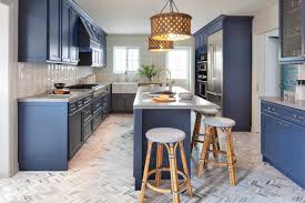 navy blue and white kitchen cupboards white kitchens are getting kicked to the curb wsj