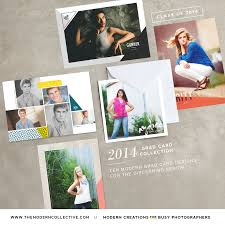senior graduation announcement templates modern graduation announcement templates for photographers the