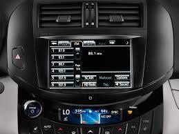 2013 toyota rav4 ev 2013 toyota rav4 ev radio interior photo automotive com