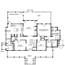 Southern Style House Plans by Southern Style House Plan 3 Beds 2 50 Baths 2533 Sq Ft Plan 464 10