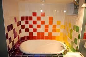 home quotes rainbow tiles paint ideas bathrooms paint colors