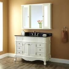 Bathroom Sink Base Cabinet Bathrooms Design Bathroom Vanity Measurements Average Vanity
