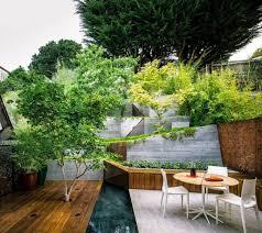 contemporary water garden design ideas landscaping gardening ideas