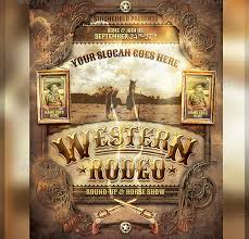 template flyer country free country western flyer template free 13 images rc flyers