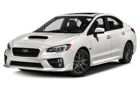 subaru impreza wrx 2017 2015 subaru wrx base 4dr all wheel drive sedan specs and prices
