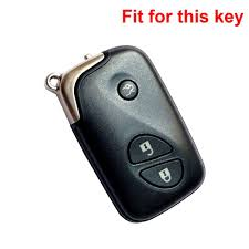 lexus key battery type automan car styling handsewn remote key cover protector case for