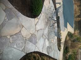 Flagstone Pavers Patio And Brick Paver Patios Allentuck Landscapes