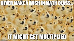 How To Make Doge Meme - multi doge meme imgflip